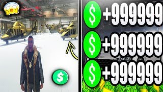 UNLIMITED MONEY GLITCH! $9,000,000 Every 20 Minutes in (GTA 5)