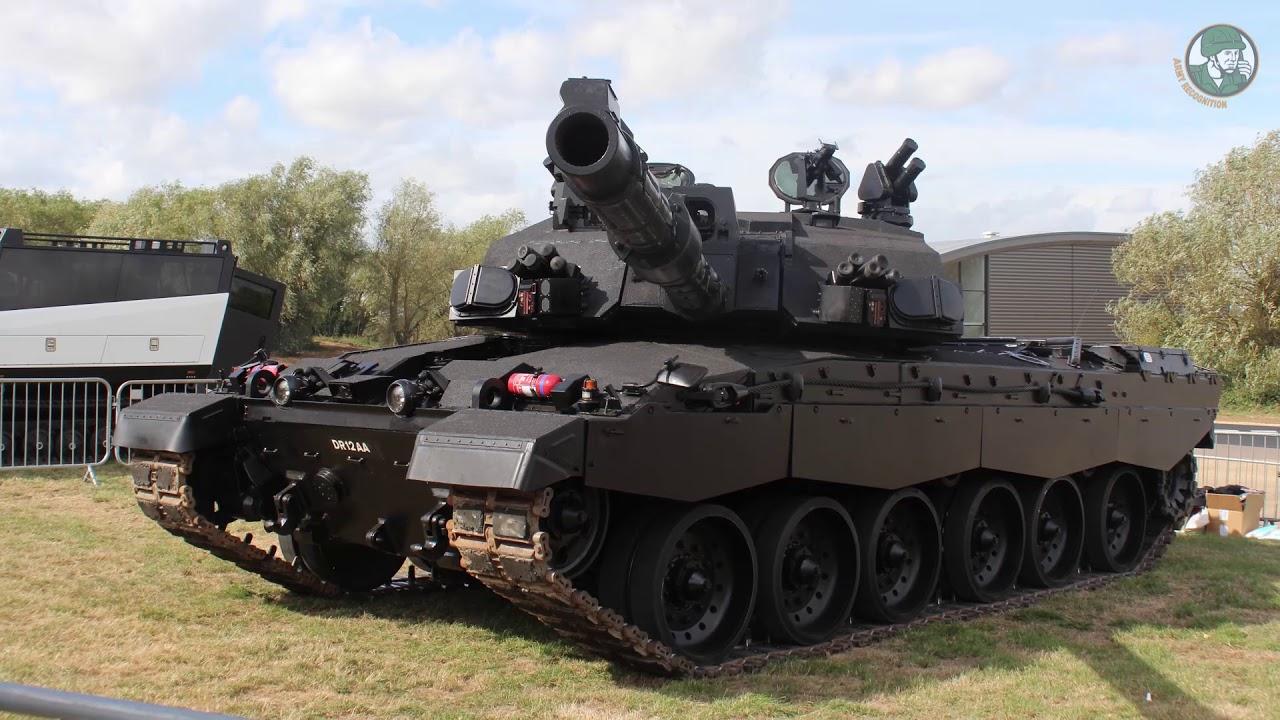 e3c52ea1ced0 Black Night Challenger 2 upgrade main battle tank MBT modernization program  BAE System for UK MoD