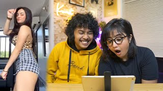 REACTION #25 | MACAN TUTUL