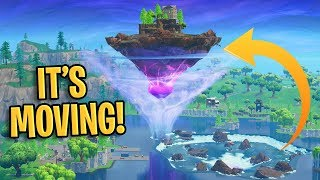 The Loot Lake Island is Moving..