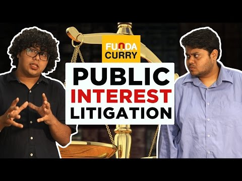 Funda Curry | PIL - Public Interest Litigation: Kya, Kab, Kaise