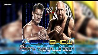 "WWE: ""Crank The Walls Down"" (Jeri-Show) Theme Song + AE (Arena Effect)"