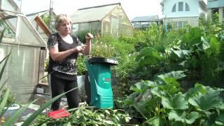 Приготовление анаэробного ЭМ-компоста