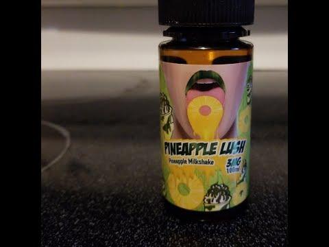 Twisted Treats - Pineapple Lush