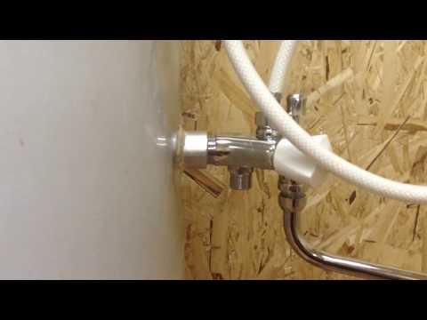 Как сделать горячую воду и душ на даче - Водяная колонка Ермак.