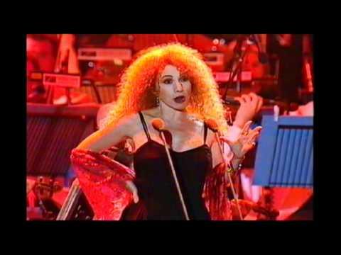 Julia Migenes : Habanera : Carmen : Bizet: Liverpool 1992