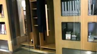 Деревянные и стеклянные двери, перегородки Геометрия Пространства Москва(, 2012-09-28T10:25:55.000Z)