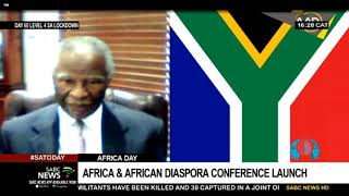 Africa Day | Thabo Mbeki delivers Africa Day 2020 message
