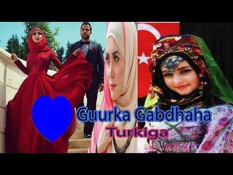Gabadh Turkish ah Hadaad Guursan Rabto Dhagayso Arimahaan