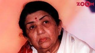 Lata Mangeshkar hospitalised due to breathing difficulties | Bollywood News