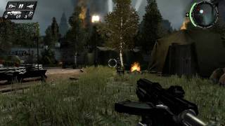TimeShift PC Gameplay  By Gms