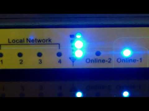 Dual SIM 3G/4G  router using an  M2M 900/2100Mhz booster