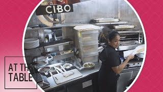 "The story of Margarita Forés, owner of ""Cibo"" 