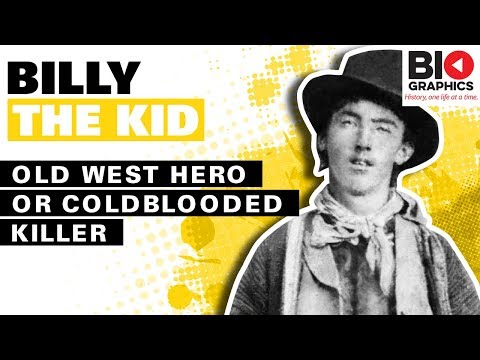 Billy the Kid: Old West Hero or Coldblooded Killer?
