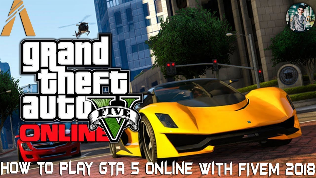 How to download and install FiveM 2018 And play GTA 5 on Dedicated server  (FiveM #1)