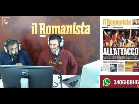 Piero Torri commenta Roma-Virtus Entella 4-0