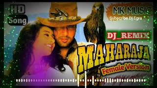 Maharaja Remix || Main Tera Deewana Tu Meri Deewani | Female Version |Dj Mk Music Production l Egra