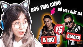 Misthy hóng hớt kèo gắt B RAY vs BLACKA    REACTION CON TRAI CƯNG    REACTION BỐ MÀY BIẾT MÀ