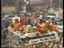 Rosenmontagszug 1993, Wagen gestaltet von Wolf Vostell