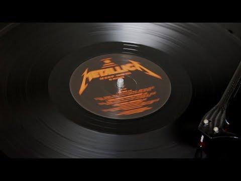 Metallica: Crash Course in Brain Surgery Garage Days Vinyl