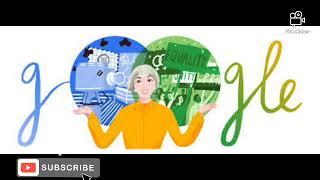GOOGLE  Google celebrates 22nd birthday google birthday surprise spinner  google's birthday