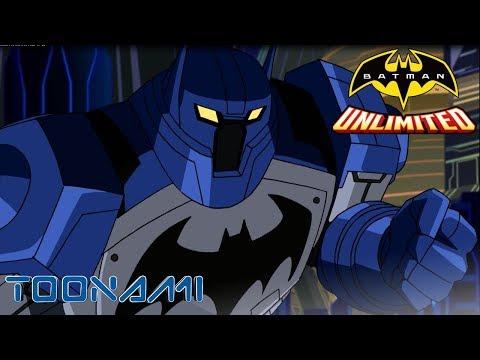 Bane | Batman Unlimted Machines vs Mutants | Toonami