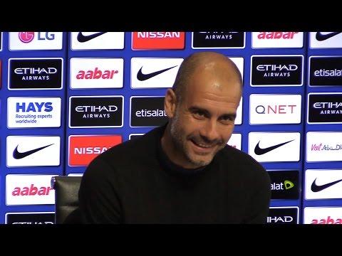Pep Guardiola Full Pre-Match Press Conference - Manchester City v Southampton