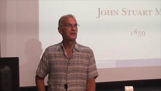 """Norman Finkelstein: On J S  Mill's """"On Liberty"""""""