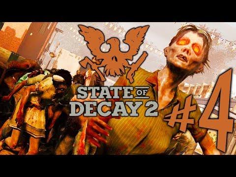 State of Decay 2 - Parte 4: O Líder dos Retardatários!!! [ Xbox One - Playthrough ]