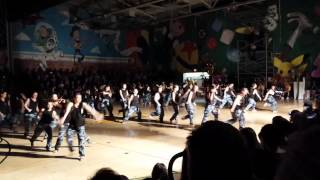 West babylon high school blue team hip hop