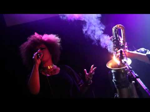 """""""REPTILE"""" (Live) ft. Fire Saxophone"""