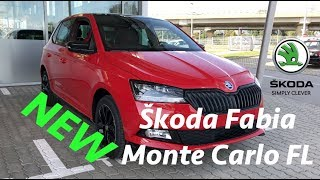 Škoda Fabia Monte-Carlo FL 2019 in depth review in 4K (interior/exterior)