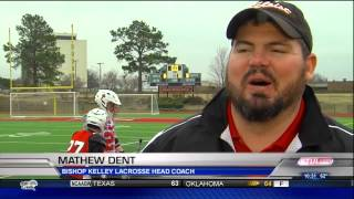 Growing Popularity Spawns Lacrosse Teams In Tulsa