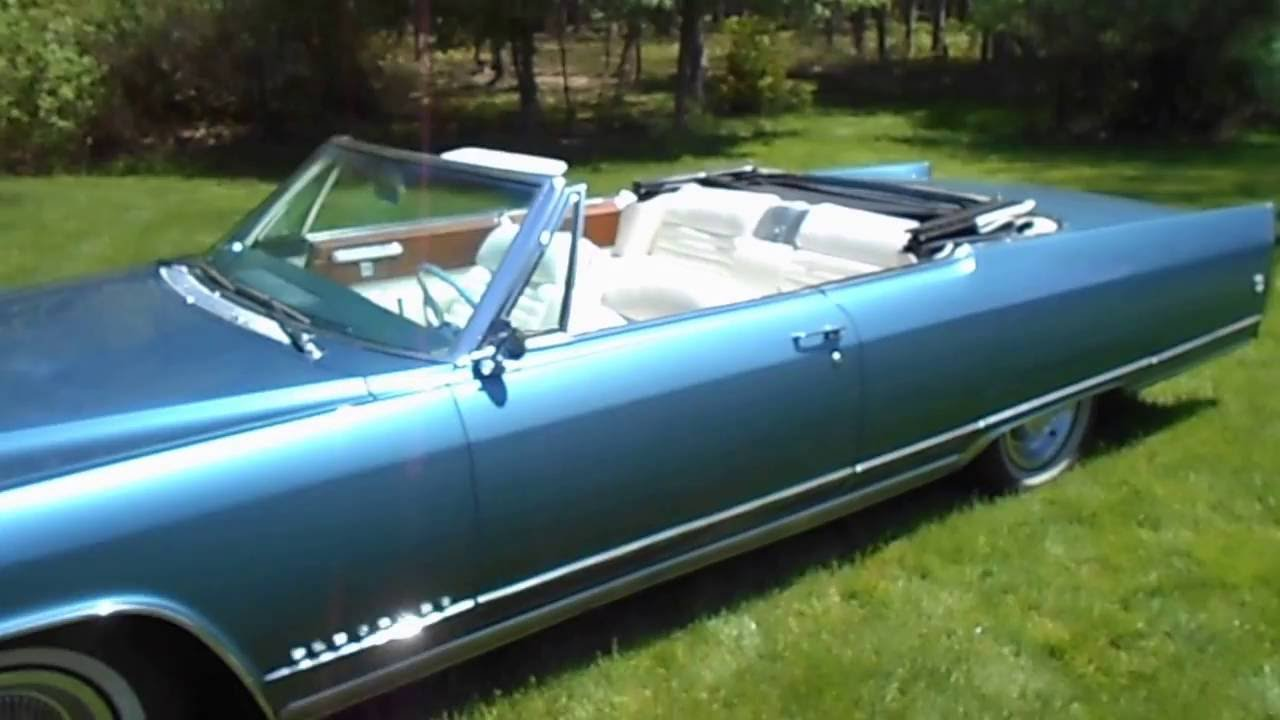 Cadillac Fleetwood For Sale >> 1966 Cadillac Eldorado - YouTube