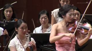 L.v.Beethoven Violin Concerto in D Major, Op.61, 2. Larghetto / 3.Rondo : Allegro