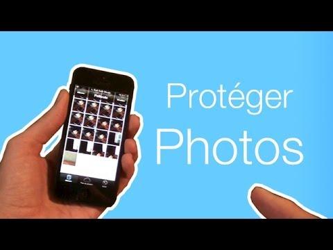 Protéger vos photos sans jailbreak pour iPhone, iPad et iPod Touch