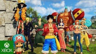 One Piece World Seeker: Story Trailer
