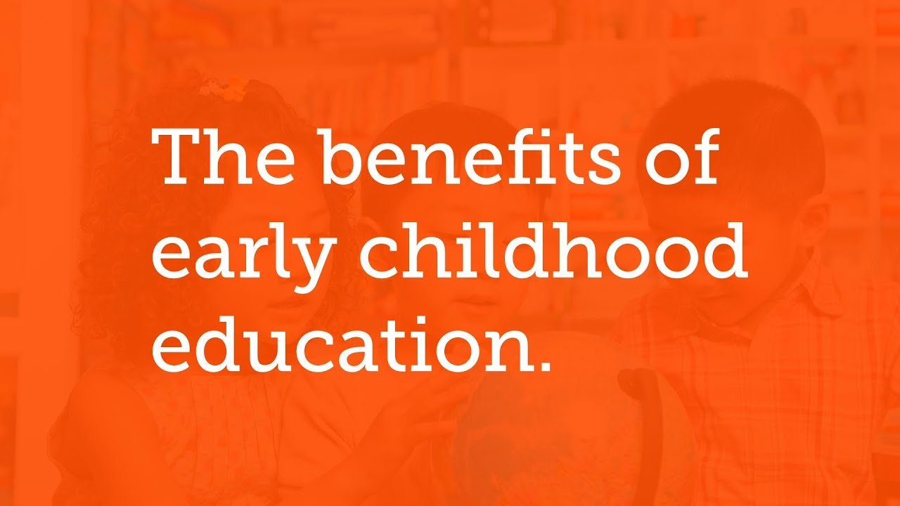 benefits of early childhood education essay - a brief history of early childhood education in turkey in turkey, early childhood education, is defined within the primary law of national education according to this law, early childhood education is an education period that contains the education of children under the age of compulsory education.