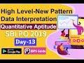 SBI PO 2019: Quantitative Aptitude Questions | High Level Data Interpretation Questions (Day-13)