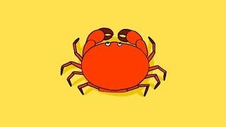 Apprendre à dessiner un crabe