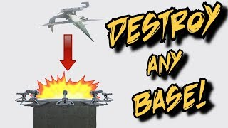 Destroy Any Base - Suicide Quetz - Ark Survival Evolved