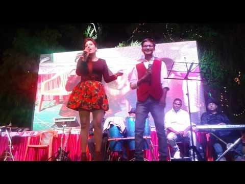 Comedian M S Hashmi junior Tillu raja wid neha 1