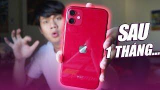 REVIEW iPHONE 11 SAU 1 THÁNG SỬ DỤNG... VÀ CÁI KẾT ĐẮNG LÒNG:((