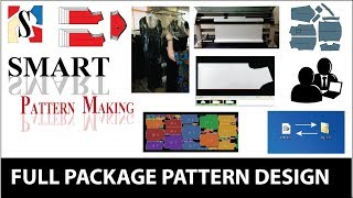 Pattern Making: Apparel Full Package Sewing Cloth Making Services