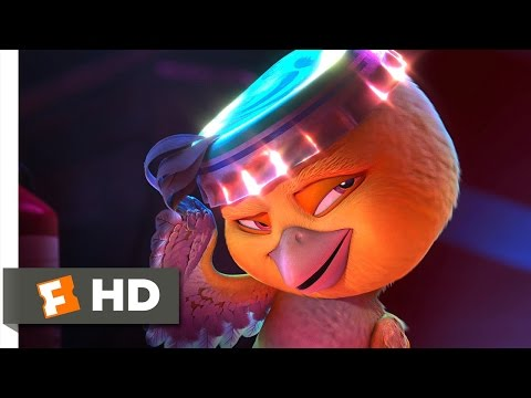 Rio (5/5) Movie CLIP - I Wanna Party (2011) HD