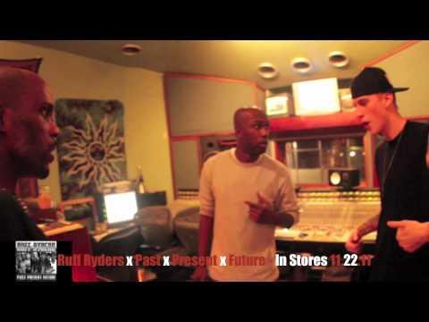 DMX x MACHINE GUN KELLY IN STUDIO RECORDING NEW ALBUM TRACK