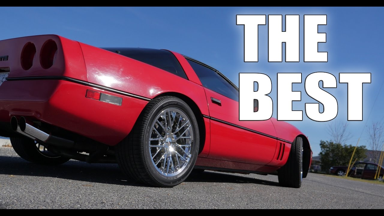 The Best C4 Corvette Ever Made Youtube