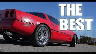 The Best C4 Corvette Ever Made....