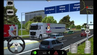 Truck Simulator 2019 Turkey Trailer Transport Driving Android GamePlay