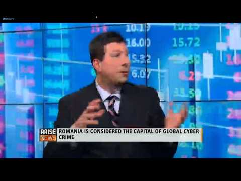 Why Has Romania Become Hotbed Of Hacking? Scott Schober, Cyber Security Expert On Arise Xchange